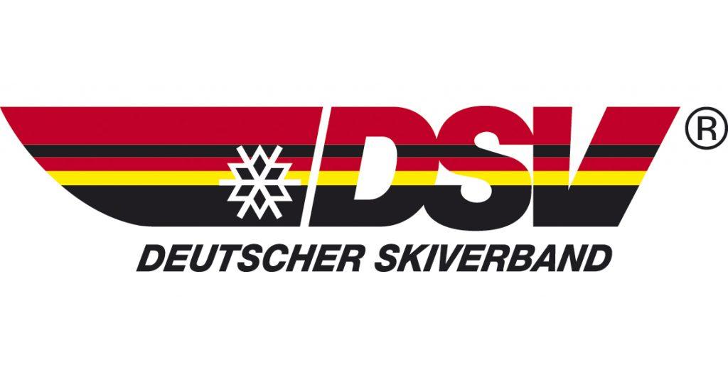 Deutscher Skiverband DSV Logo