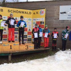 VR-Talentiade Biathlon Schönwald
