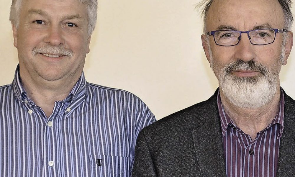 Löffler und Fehrenbach sind Ehrenmitglieder